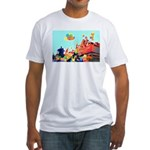 The Pride Festival Party  Fitted T-Shirt