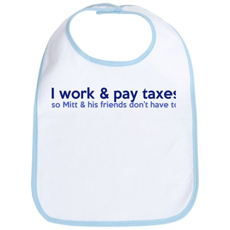 Working Class Taxes Bib