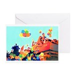 Pride Party Invitation Cards (Package