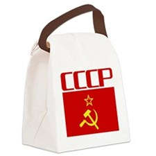Cool CCCP Canvas Lunch Bag