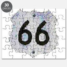 ROUTE 66 XXX™ Puzzle