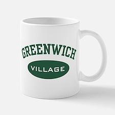 Greenwich Village Mug