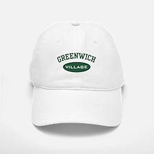 Greenwich Village Baseball Baseball Cap