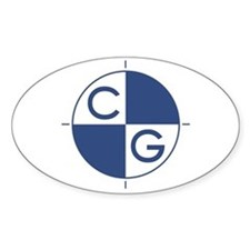 Center of Gravity Decal