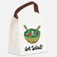 Got Salad Canvas Lunch Bag