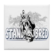 Standardbred Racing Tile Coaster