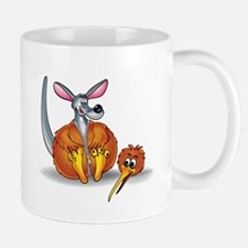 Kiwi Wannabe Mug