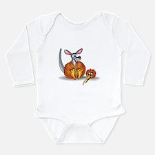 Kiwi Wannabe Long Sleeve Infant Bodysuit