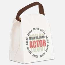 Trust Actor Canvas Lunch Bag