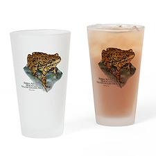 Sierra Nevada Yellow-legged Frog Drinking Glass