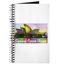 Sydney Opera House Lights Journal