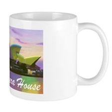 Sydney Opera House Lights Mug