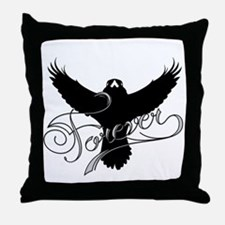 Collingwood Forever Throw Pillow