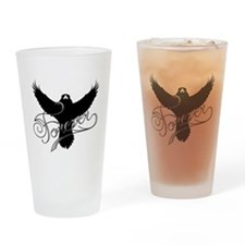 Collingwood Forever Drinking Glass