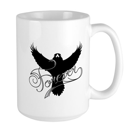Collingwood Forever Large Mug
