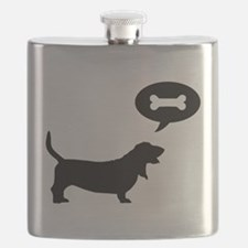 3-basset hound.png Flask
