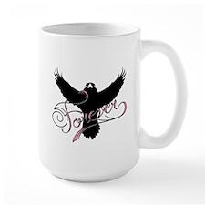 Collingwood Forever in pink Coffee Mug