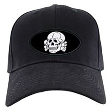 skull, death, 14 words Baseball Hat