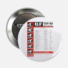 """KLIF Playlist (1964) 2.25"""" Button"""