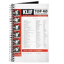 KLIF Playlist (1964) Journal