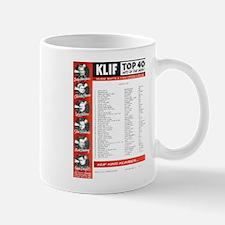 KLIF Playlist (1964) Mug