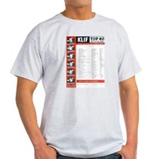 KLIF Playlist (1964) T-Shirt