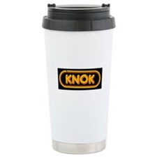 KNOK (1979) Travel Coffee Mug