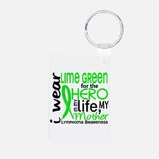 Hero in Life 2 Lymphoma Keychains