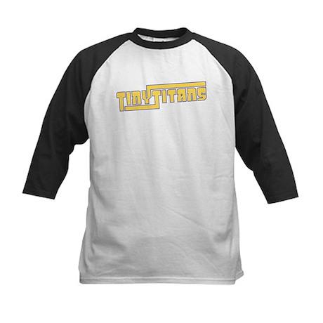 Tiny Titans Kids Baseball Jersey