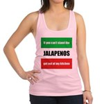 jalapenos-mexico.png Racerback Tank Top