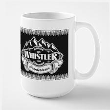 Whistler Mountain Emblem Mug