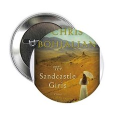 "The Sandcastle Girls 2.25"" Button"