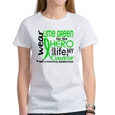 Hero in Life 2 Lymphoma Tee