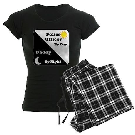 Police Officer by day Daddy by night Women's Dark