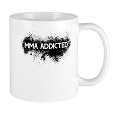 MMA Addicted Mug