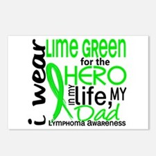Hero in Life 2 Lymphoma Postcards (Package of 8)