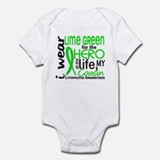 Hero in Life 2 Lymphoma Onesie
