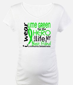 Hero in Life 2 Lymphoma Shirt