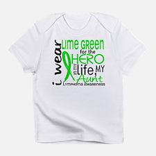 Hero in Life 2 Lymphoma Infant T-Shirt