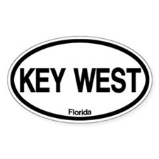 Key West Decal