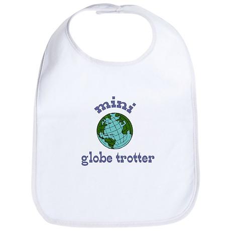 Mini Globe Trotter Bib
