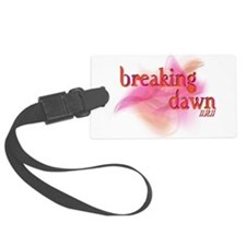 breaking dawn feathered.png Luggage Tag