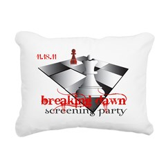 screeningparty 2b.png Rectangular Canvas Pillow