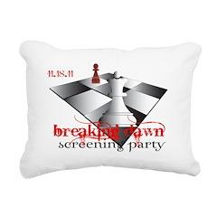 screeningparty 2b.png Rectangular Canvas Pillow