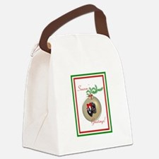 blkpygora-out.png Canvas Lunch Bag