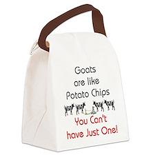 GOATS-potatochips.png Canvas Lunch Bag