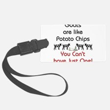 GOATS-potatochips.png Luggage Tag