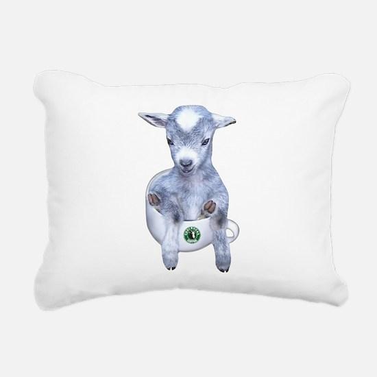 coolbucks.png Rectangular Canvas Pillow