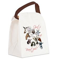 goatsbeautiful.png Canvas Lunch Bag