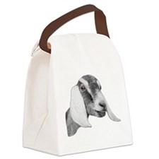 2-nubian.png Canvas Lunch Bag